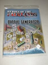 Heroes of the Falklands: Battle Generator (New)