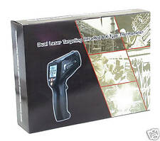 Dt 8867h Infrared Ir Laser K Type Thermometer 3002 F Temperature Meter Gun Usb