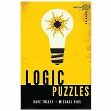 NEW - Brain Aerobics Logic Puzzles by Tuller, Dave; Rios, Michael