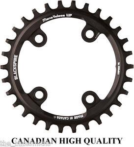 BLACKSPIRE Snaggletooth 32t x 76mm BCD Narrow Wide 1x Chain Ring fit SRAM XX1