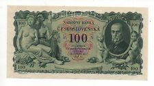 CZECHOSLOVAKIA 100 KORUN 1931 PICK 23 SPECIMEN UNC