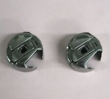 2 BOBBIN CASES FOR  PFAFF  HOME SEWING MACHINES 14MM OPENING BOBBIN CASE