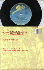 """THE JACKSONS   Rare 1989 Oz Promo Only 7"""" OOP P/C Single """"Nothin"""" Edited Version"""
