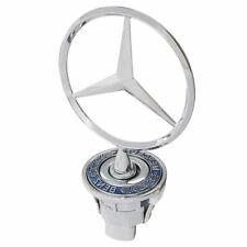 Bonnet Hood Logo Star Emblem Badge For Mercedes Benz W202 W203 W210 W211 W220