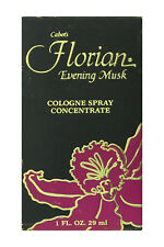 West Cabot Florian Evening Musk Cologne Spray Concentrate 1.0Oz/29ml Vintage