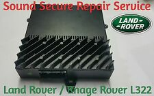 Land Rover Range Rover  Amplifier XQK000020 Repair Service 2000 TO 2004