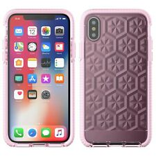 tech21 Evo Gem Drop Protection Case for iPhone X / XS - Rose
