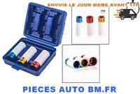 Set Coffret Douilles A Chocs Protection Roue Jante Auto Outils Garage 17 19 21