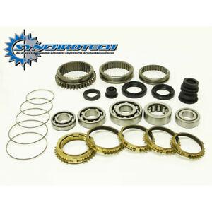 Synchrotech Carbon Master Kit 92-93 B16/ GSR (YS1)