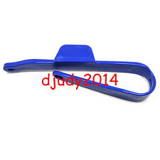 Blue Chain Slider Swingarm Protector For Honda Dirt Bike Motocross CRF50 70 110