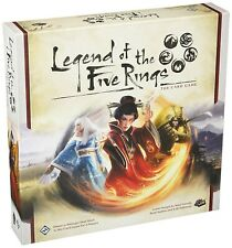 Legend of the Five Rings LCG LOT: Base Game, 14 Expansions, Playmat