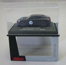 Schuco DieCast Modelcar 1/87 H0 Porsche Panamera Nuremberg Toy Fair 2012