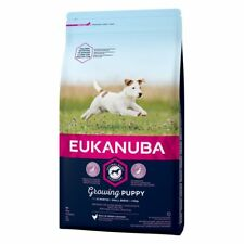 Eukanuba Dog Puppy Small Breed Chicken 2kg - Complete Dog Food Smaller Breeds