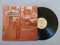 SIGNED Overland Express PRISONER OF THE STREET Vinyl LP Album (Chattanooga Band)