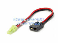 ID Charger Adapter: Traxxas Female to AIRSOFT Tamiya Mini LiPo TRA2970 TRA2972