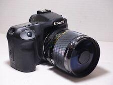 EOS Fit 500 mm Lente = 750 mm en CANON Digital SLR 700D 77D 800D 5 DS 5 DS 1300D 760D