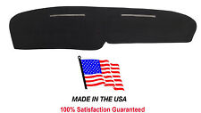1978-1979 Dodge Magnum XE Black Carpet Dash Cover Mat Pad DO6-5