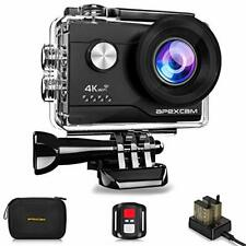Apexcam 4K Actioncam 20MP WiFi Sports Kamera Ultra HD Unterwasserkamera