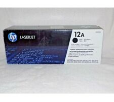 Genuine HP LaserJet 12A ( Q2612A ) Black Toner Cartridge NEW Factory Sealed