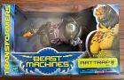 1999 Transformers Beast Wars Beast Machines Fox Kids Rattrap MISB