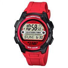 Casio W-756-4aves reloj cuarzo para unisex