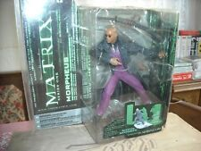 MATRIX - MORPHEUS - brand new - never opened - MIB - Mc Farlane Figure - rare