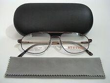 20b1e97d3b9 Stetson ST 235 ST235 183 Dark Brown Eyeglasses Rx-Able Frame