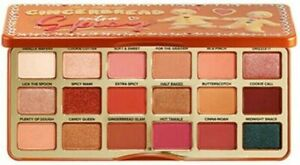 Too Faced Gingerbread Extra Spicy Eyeshadow Palette ~ 100%AUTHENTIC with Receipt