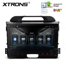 "AUTORADIO 9"" CD/DVD Android 7.1 QuadCore 2GB/32GB KIA SPORTAGE SERIE 3 2011-2016"