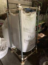 More details for metal bulk bag holder can be dismantled, height 2.2m width 1m depth 1m