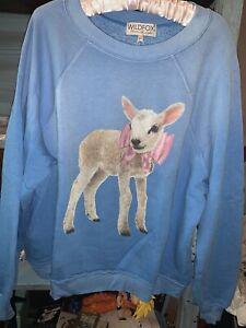 wildfox sweatshirt Lamb