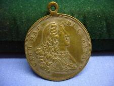 schöner alter Anhänger Medaille Patrona Bavaria (5)