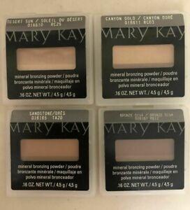 Mary Kay Mineral Bronzing Powder - New in Box