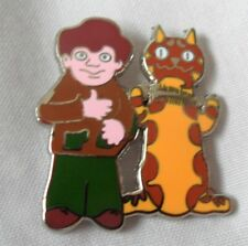 **NEW** 'Charlie / Charly Says' enamel badge. Indie, Retro, The Prodigy.
