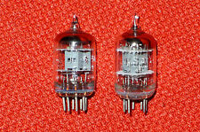 n. 2 GE 5654 USA 6AK5 EF95 tube vacuum nos for little dot amplifier 3 4 iii iv