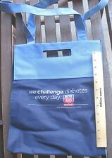Rite Aid hand bag, blue, sturdy