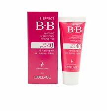 Lebelage 3 EFFECT BB CREAM SPF40 PA++ 30ml 1 oz Korean Beauty Cosmetic