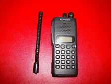 ONE Kenwood TK-270 VHF Portable Radios Actual Picture in ad