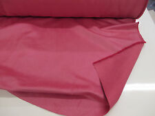 "Rose Pink Faux Suede Fabric. Price Per Metre! (160cm/62"" Wide)"