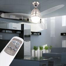 Ventilateur de plafond + télécommande Glacière lumière globo 0302