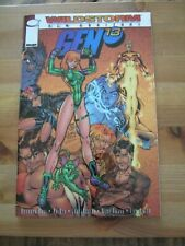 Gen 13 # 25 December 1977 Chromium Wraparound J.Scott Campbell art - Image    ZC