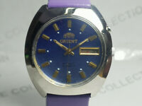 Vintage Orient Day Date Mens analog Mechanical Automatic Wrist Watch OG408 Z