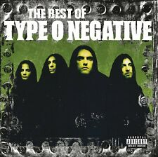 Type O Negative – The Best Of Type O Negative / Roadrunner Records – RR 8036-2