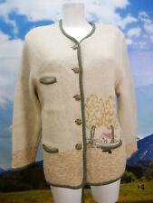 Stapf Tyrol Schurwolle neuwertig Walker wunderschöne Trachtenjacke Jacke Gr.40