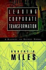 NEW - Leading Corporate Transformation: A Blueprint for Business Renewal