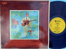 Hank Snow ORIG OZ LP The  singing ranger VG+ '59 RCA CAM33 MONO Country