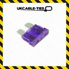 10 Pack 3 Amp STANDARD (ATO) Blade Type Fuses 3A Car, Motorcycle, Automotive