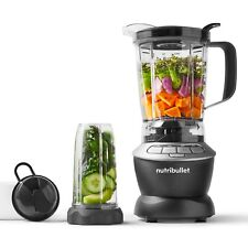 NutriBullet Blender Combo with Single Serve Cups, Nbf10500