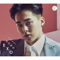 EXO-COUNTDOWN (XIUMIN VER.)-JAPAN CD+BOOK Ltd/Ed G29