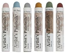 SHIVA Oil Paintstik Set of 6 Traditional Colors 121303
